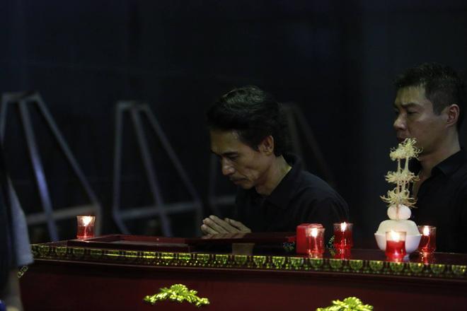 Đám tang nghệ sĩ Duy Thanh 7