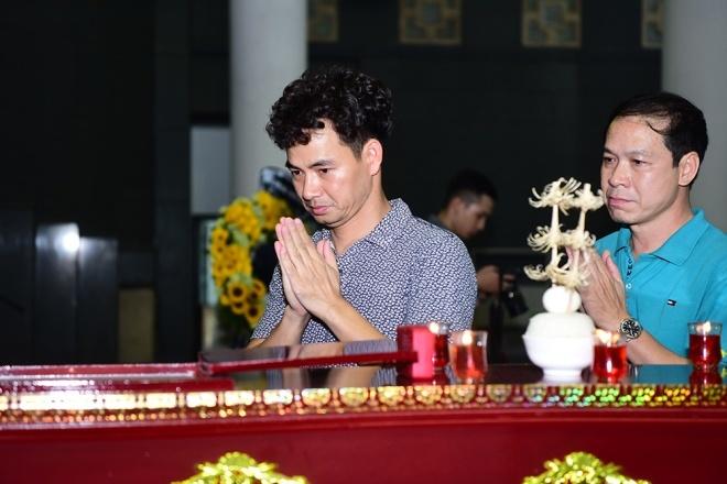 Đám tang nghệ sĩ Duy Thanh 9