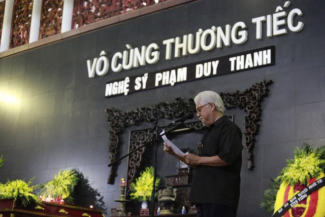 Đám tang nghệ sĩ Duy Thanh 16
