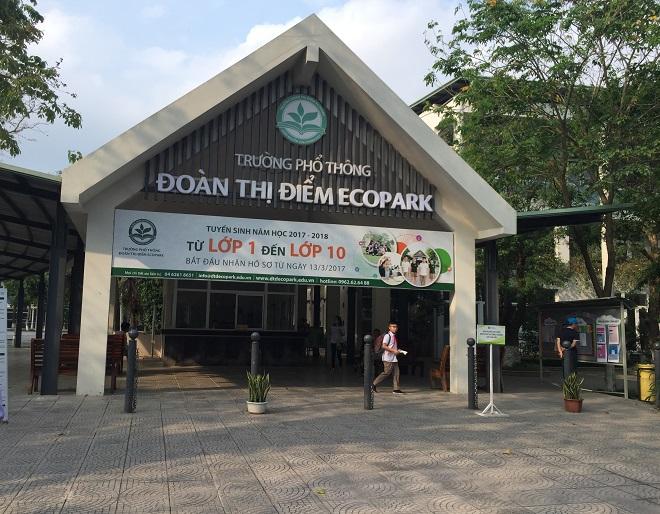 Trường phổ thông Đoàn Thị Điểm Ecopark 1