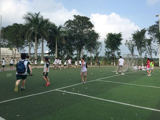Trường phổ thông Đoàn Thị Điểm Ecopark 3