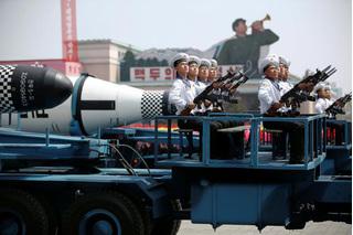 Soi tên lửa át chủ bài giúp Triều Tiên tự tin trước mọi mối đe dọa từ bên ngoài