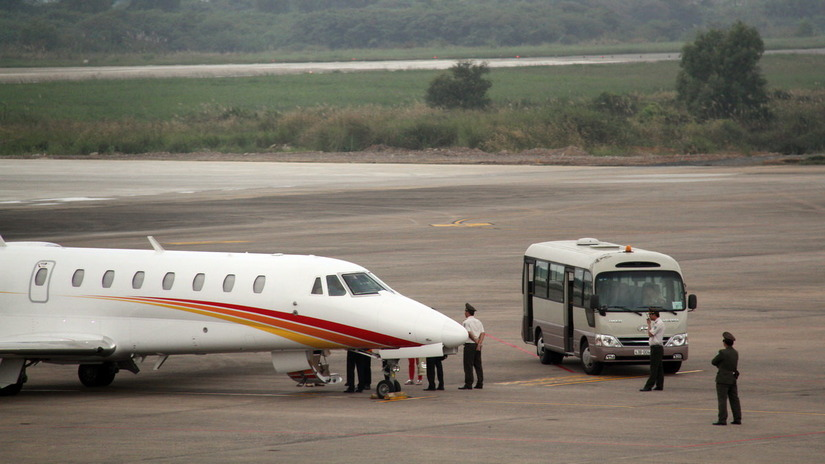 Thời điểm ông Thắng lấy trộm tài sản của hành khách là khi ông đang là Đội trưởng Đội an ninh