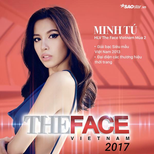 Siêu mẫu Minh Tú và Hoàng Thùy Next Top Model 6