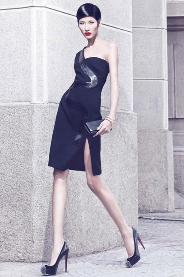 Siêu mẫu Minh Tú và Hoàng Thùy Next Top Model 3