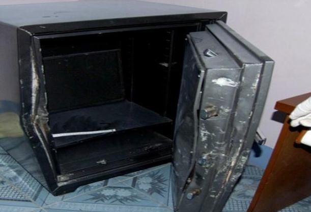 Vụ trộm ở UBND xã Phú Châu đã bị lấy đi 700 triệu đồng