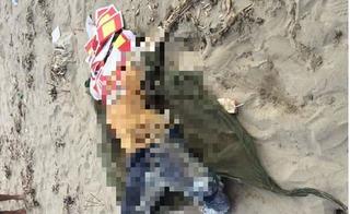 Kinh hãi phát hiện thi thể mất tay chân trôi dạt trên biển Thanh Hóa