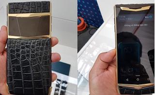 Việt Nam sản xuất điện thoại chống nghe lén đầu tiên