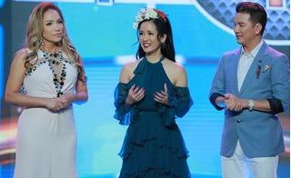 Diva Hồng Nhung bất ngờ làm giám khảo ''Trời sinh một cặp''