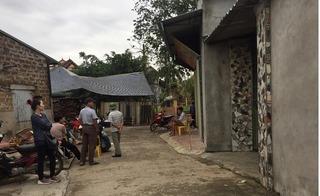 Người dân ở Đồng Tâm đang dọn đá, sỏi ở cổng làng để đón Chủ tịch Chung