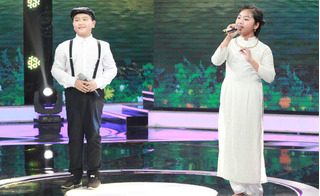 Quang Linh nhận xét Khánh An, Quang Diễn hát hay hơn mình