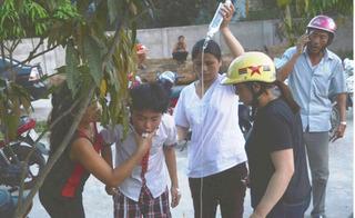Nghệ An: Gần 100 học sinh ngộ độc vì ăn phải quả ngô đồng