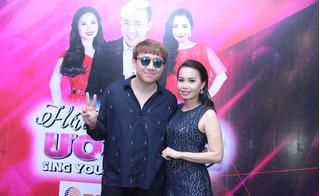 Cẩm Ly, Trấn Thành hào hứng ra mắt gameshow ca hát mang đậm tình người