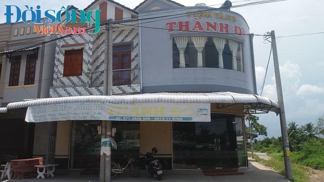 Tiệm vàng Thành Đô