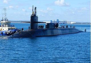 Siêu tàu sân bay đã là gì, Mỹ còn điều thêm tàu ngầm hạt nhân mạnh thế này tới gần Triều Tiên
