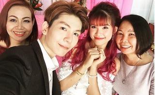 Kelvin Khánh bất ngờ livestream lễ đính hôn với Khởi My