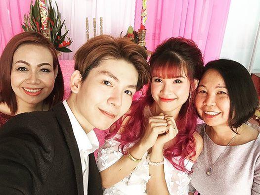 Khởi My và Kelvin Khánh kết hôn 1