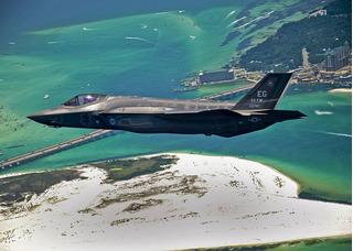 Ẩn số sức mạnh tiêm kích F-35 mà Mỹ cử tới gần cửa ngõ nước Nga