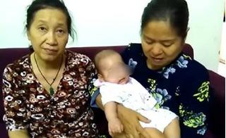 Phát hiện bé gái 6 tháng tuổi bị bỏ rơi trước cửa căn hộ tại chung cư 165 Thái Hà