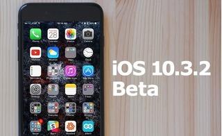 """Cách khắc phục iOS 10.3.2 beta bị lỗi khiến iPhone """"đóng băng"""""""