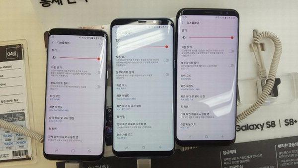 Samsung Galaxy S8 và Galaxy S8 Plus 2