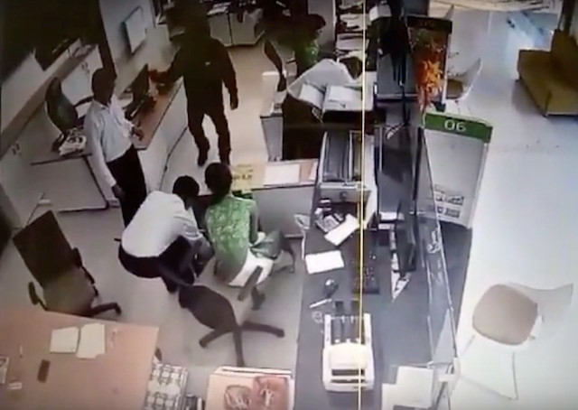 Toàn cảnh vụ cướp ngân hàng Vietcombank