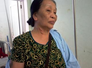 Thầy giáo say rượu đánh vợ chồng cựu binh phải nhập viện