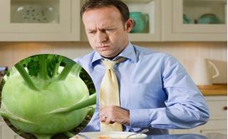 Dùng su hào cách này, viêm đau dạ dày nặng cỡ nào cũng khỏi hẳn