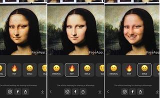"""""""Vịt bầu hóa thiên nga"""" với ứng dụng chỉnh sửa ảnh FaceApp hot nhất hiện nay"""