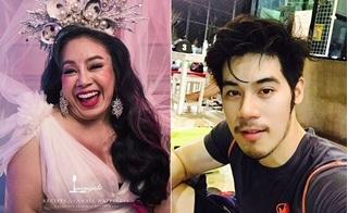 Chóng mặt với thiên tình sử của nữ đại gia Thái Lan và chồng trẻ đẹp thứ 14