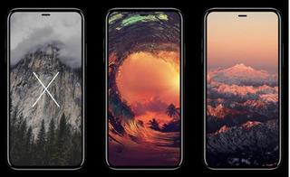 """iPhone 8 không """"đua đòi"""" theo mốt màn hình cong của Samsung?"""