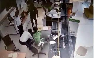 Những vụ cướp ngân hàng gây chấn động dư luận