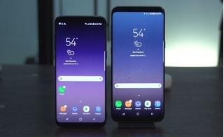 """Vừa ra mắt không lâu, Samsung Galaxy S8 lại bị sự cố """"đột tử"""""""