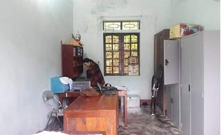 Trộm đột nhập phòng Chủ tịch UBND phường cuỗm sạch tài sản