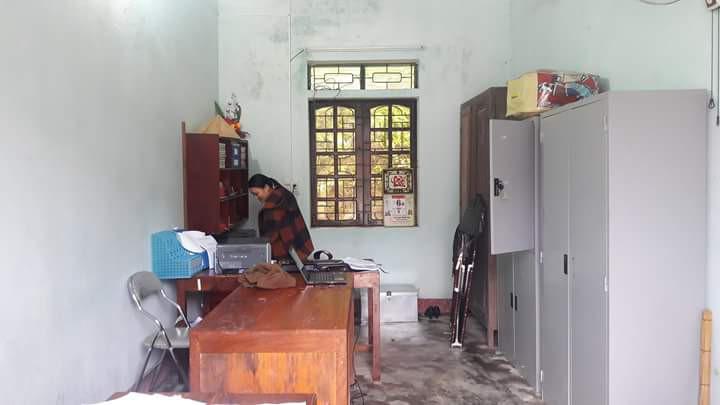Trộm đột nhập trụ sở UBND phường2