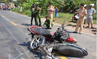 Tai nạn kinh hoàng đúng ngày Quốc tế lao động, 4 gia đình mất con