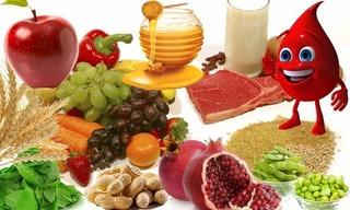 Thường xuyên bổ sung 8 loại thực phẩm này, cả đời không bao giờ lo thiếu máu