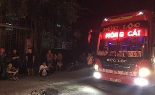 Nhồi nhét 70/40 người, nhà xe Quảng Ninh bị công an phạt 40 triệu