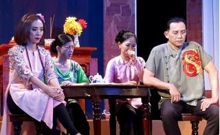 Thu Trang ''náo loạn'' trong kịch ''Chúng ta thuộc về nhau''