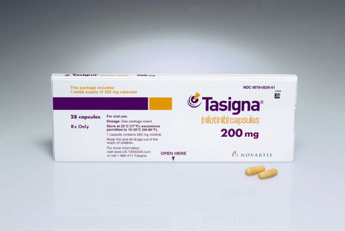 Tiêu hủy thuốc đặc trị ung thư Tasigna