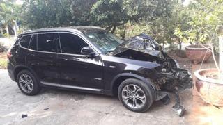 Chủ tịch UBND huyện Côn Đảo tử vong vì tai nạn giao thông