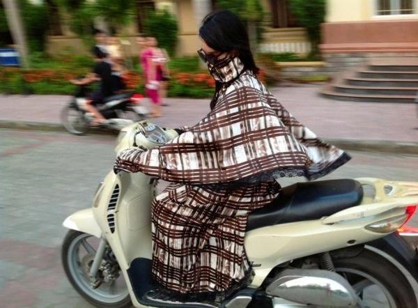 thời trang chống nắng6