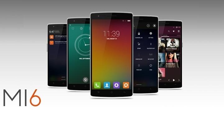 điện thoại Xiaomi Mi 6 2