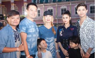 Trịnh Tú Trung đi du lịch cùng Trương Quỳnh Anh - Tim
