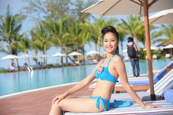 hoa hậu Võ Hồng Ngọc Huệ lộ clip sex 3