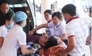 Tai nạn thảm khốc 12 người chết ở Gia Lai: Xe chạy với tốc độ 105km/h