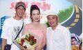 Trịnh Kim Chi tươi trẻ ra mắt phim ''Anh em siêu quậy''