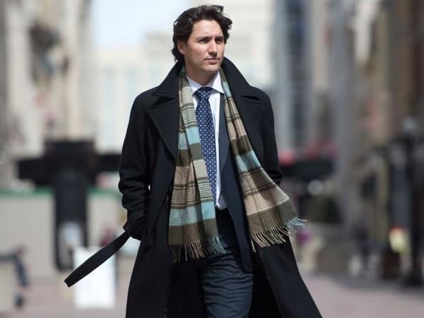 Ông Justin Trudeau 3