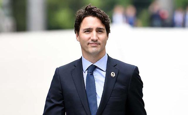 Ông Justin Trudeau 1