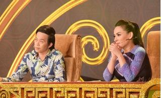 Hoài Linh khiến thí sinh ''đứng hình'' trên sân khấu